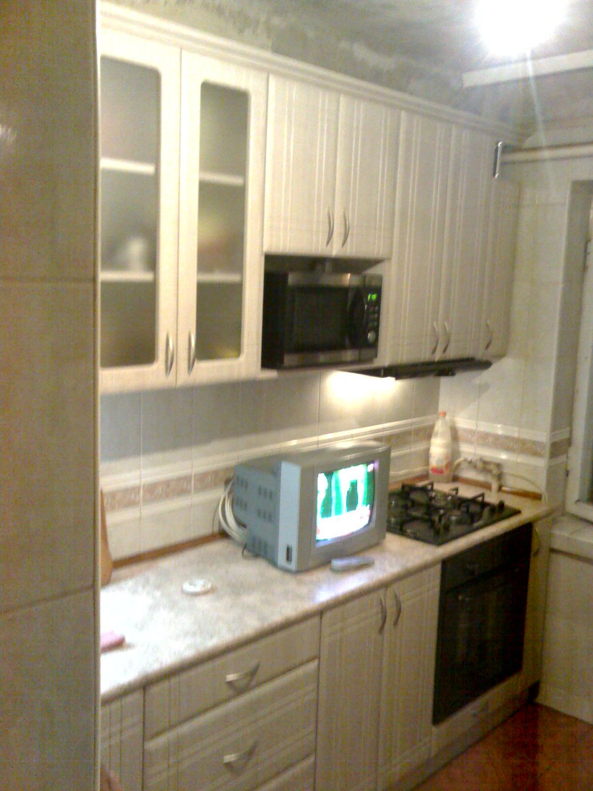 Кухня сашенька 1 фасады мдф ламинат